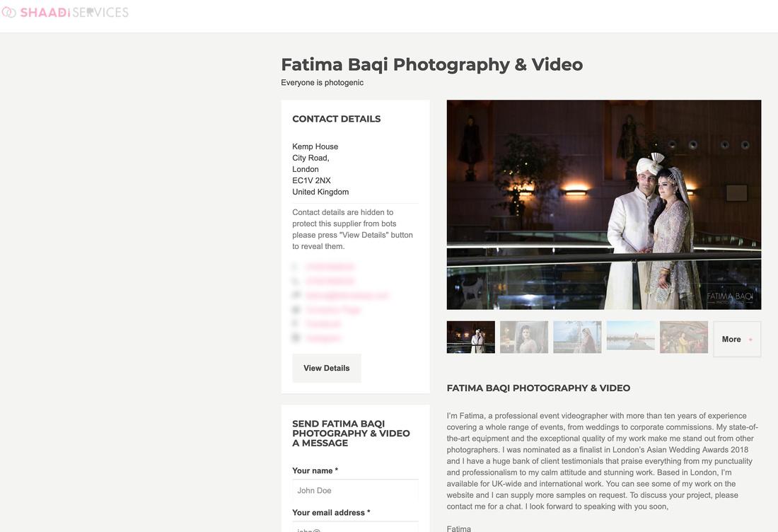 shadi services, wedding photographer, wedding videographer